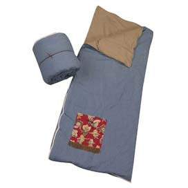 'PT-Blue Wild West Sleeping Bag'