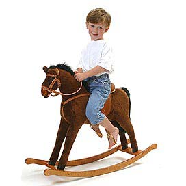 'PT-Heirloom Rocking Horse'