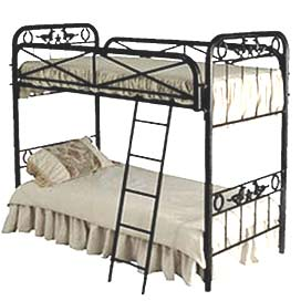 'PT-Rodeo Iron Bunkbeds'