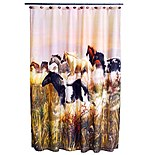 'SHP-Band of Thunder Shower Curtain