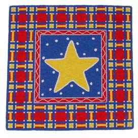 'PT-Rodeo Star Rug'