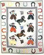 Cowboy Blankets and Quilts : cowboy quilt - Adamdwight.com