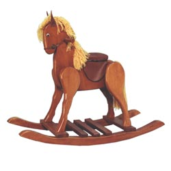 BU-Derby Rocking Horse-Large
