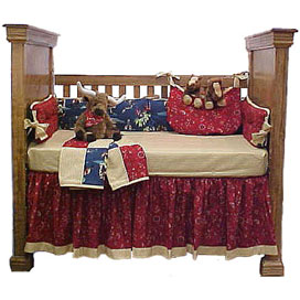 baby cowboy bedding 2
