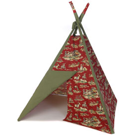 PT-Red TeePee