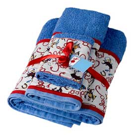 PT-Rodeo Towel Set