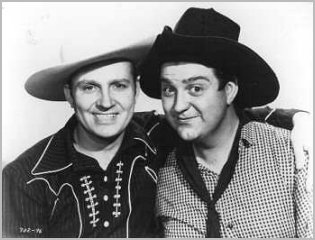'Gene Aurty & Smiley Burnette'