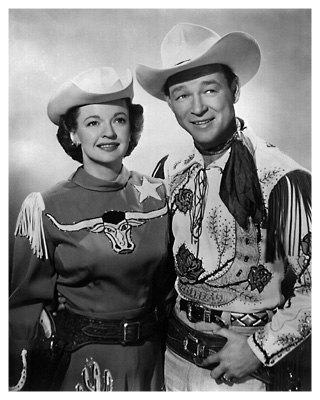 'Roy Rogers & Dale Evans'